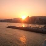 Hafen und Playa Poniente