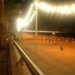 Playa Levante bei Nacht